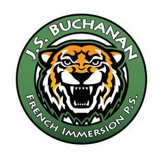 J.S. Buchanan F.I. Public School logo