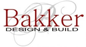Bakker Design & Build logo.